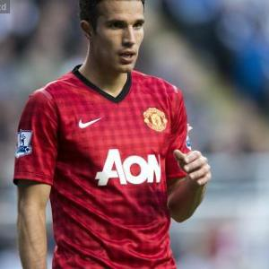 van Persie can be Man Utd legend - Van der Sar