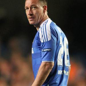RDM: Terry will cope with boo boys