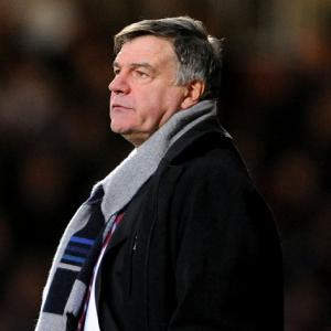 Blackburn apologise to West Ham boss Sam Allardyce