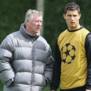 Cristiano Ronaldo transfer: Sir Alex Ferguson says winger was always going to Real Madrid