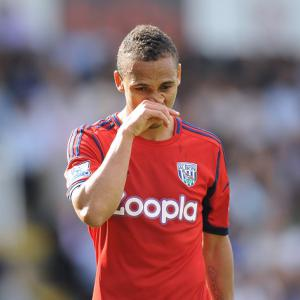Odemwingie hints at buying out West Brom contract
