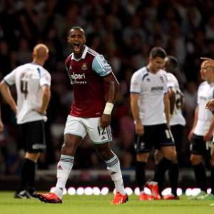 Ricardo Vaz Te on his way out of West Ham?