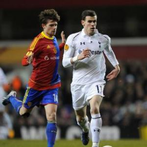 Bale could play against City says Tottenham boss AVB