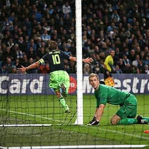Man City pay the price for zonal marking
