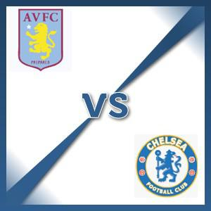 Aston Villa V Chelsea - Follow LIVE text commentary