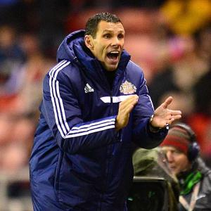 Poyet: Black Cats not good enough