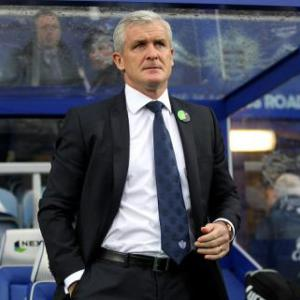 Mark Hughes nets Stoke City job