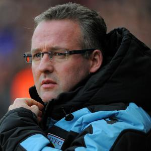 'No fear of relegation battle', says Aston Villa manager Paul Lambert