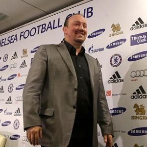 Benitez: Roman's rule easier than Reds'
