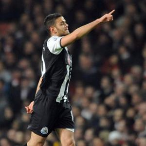 Ben Arfa: Toon can fight for title