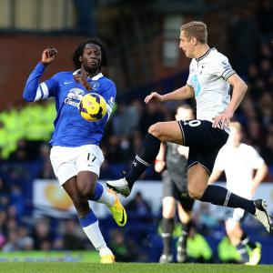 All square at Goodison Park between Everton and Spurs