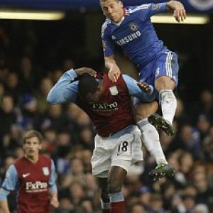 Chelsea defender Jeffrey Bruma admits Blues must take blame for Villa stealing a point