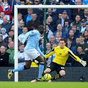 Man City 4-0 Leeds: Match Report