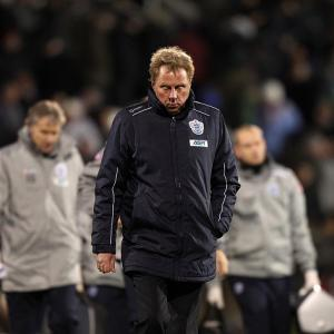 Redknapp admits QPR handed it to Fulham