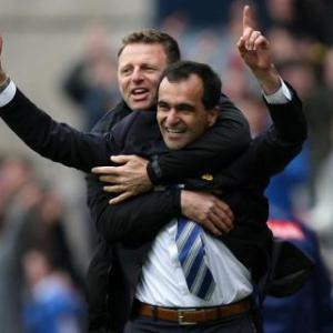 Backroom staff join Martinez