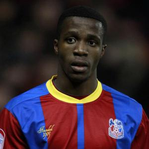 Arsene Wenger says Arsenal were never interested in Wilfried Zaha