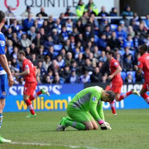 Saints heap more misery on Royals