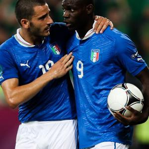Bonucci backs Balotelli to shine