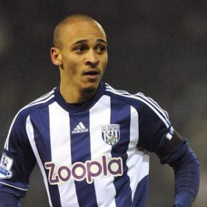 West Brom disappointed with Odemwingie attitude