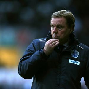 QPR Boss Harry Redknapp hopeful of Manchester United upset