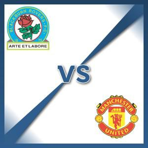 Manchester United away at Blackburn Rovers - Follow LIVE text commentary