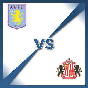 Sunderland away at Aston Villa - Follow LIVE text commentary