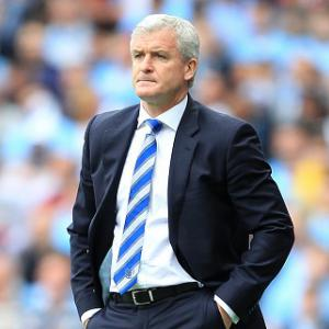 Hughes confident of upturn