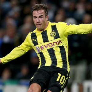 Gotze set for Bayern switch