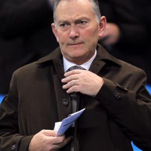 Scudamore: 'No regrets' about Rovers