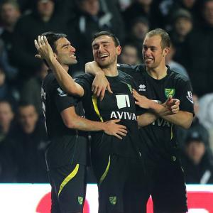 Swansea 3-4 Norwich: Report
