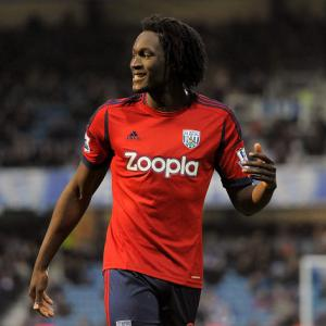 West Brom captain hails on-loan striker Romelu Lukaku