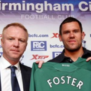 McLeish: Foster can be Blues hit