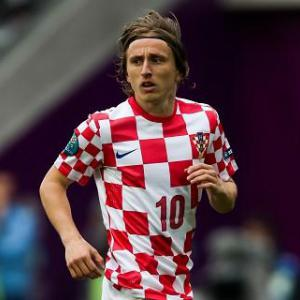 Modric happy after Madrid move