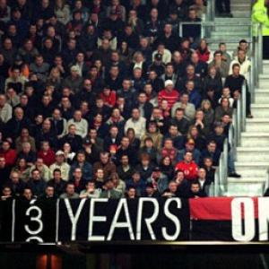 Man City will tear your Old Trafford banner down, vows new boss Mancini