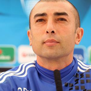 No Blues news for Di Matteo - Newton