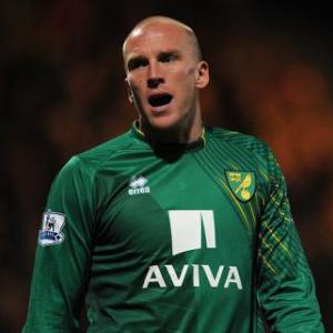 John Ruddy nearing Norwich return after surgery