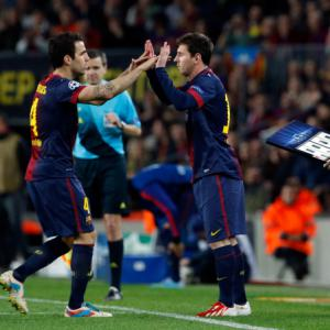 Barcelona's reliance on Lionel Messi beginning to show