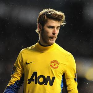 Ferguson praise for De Gea