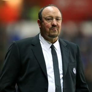 Benitez facing selection puzzle