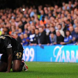 More misery for Toure as City lose