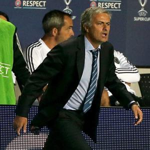 Mourinho does not see fair play