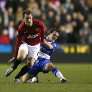 Man Utd 2-1 Reading: Match Report