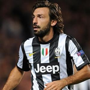 Top 10 Midfielders of 2012: 3 - Andrea Pirlo