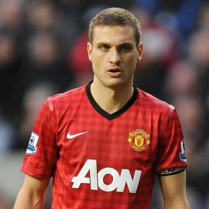 Vidic feeling good after injury return