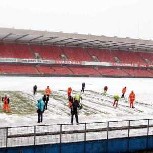 Northern Ireland qualifier called off