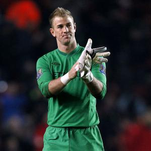City won't ever give up on the Premier League title says Joe Hart