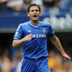 Lampard demands title challenge