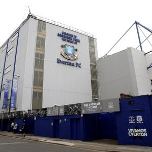 Everton probe assault claim