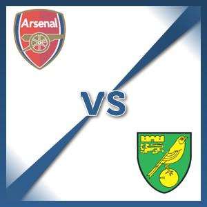 Norwich City away at Arsenal - Follow LIVE text commentary