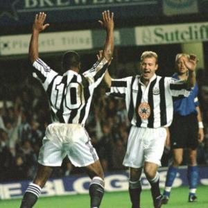 Ultimate Premier League Strike Partnerships: 5 - Alan Shearer - Les Ferdinand